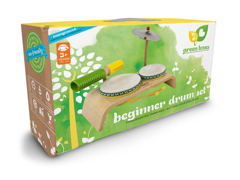 GreenTones-3750-BeginnerDrums