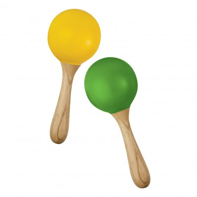 GreenTones-3765-Egg-ShapeHandleMaracas-Set