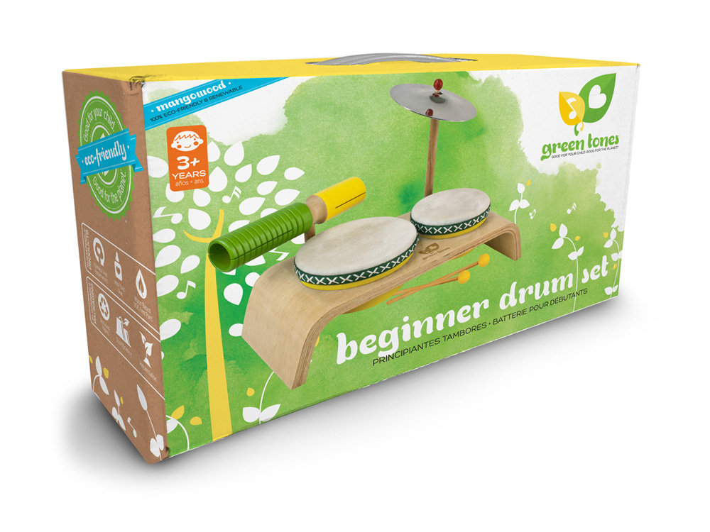 GreenTones-3750-BeginnerDrums